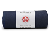 eQua - Yoga Towel - Lille (Midnight)