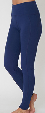 Asquith Move It Leggings (Ocean)