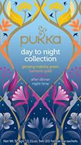 Day to Night Collection te sampak - øko Pukka te