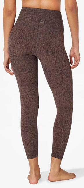 5eadb97ac2 Spacedye Caught In The Midi High Waisted Legging (Terra Leather Earth)