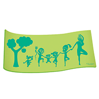 Little Yogis Eco Mat