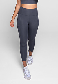 Girlfriend Collective Compressive High-Rise Legging Long (Moon)