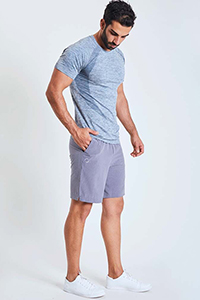 Ohmme Eco Warrior II Shorts (Slate)