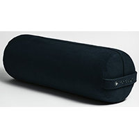 Manduka Enlight Round Bolster (Midnight)