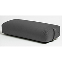Manduka Enlight Rectangular Bolster (Thunder)