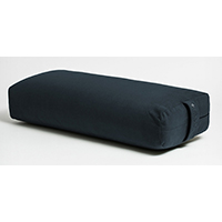 Manduka Enlight Rectangular Bolster (Midnight)