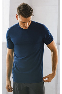 Manduka Cross Train Tee (Midnight)