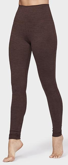 008f68ee700eea Manduka Essential High Legging (Heather Fig)