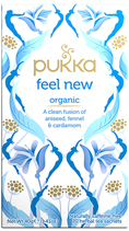 Feel new - øko - Pukka te