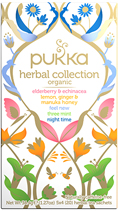 Herbal Collection sampak - øko - Pukka te