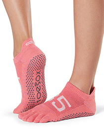 ToeSox Full Toe Low Rise Grip (Ace)
