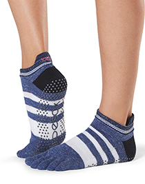 ToeSox Full Toe Low Rise Grip (Iconic)