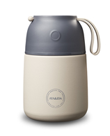AYA&IDA Food'ie - 500 ML (Cream Beige)