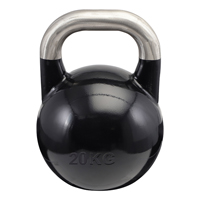 Competition Kettlebell 20kg - sort