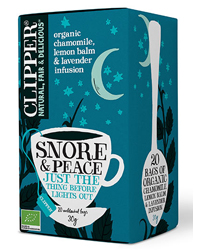 Clipper - Snore and Peace Te