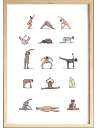 Yoga People - A5