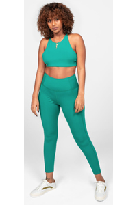 Girlfriend Collective Compressive High-Rise Legging Long (Saguaro)
