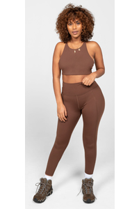 Girlfriend Collective Compressive High-Rise Legging Long (Valley)