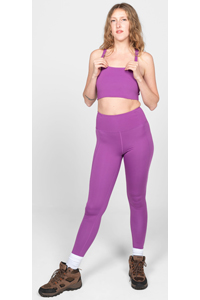 Girlfriend Collective Compressive High-Rise Legging Long (Wildflower)