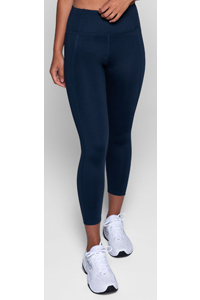 Girlfriend Collective Compressive High-Rise Legging Long (Midnight)