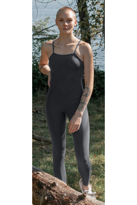 Girlfriend Collective Unitard (Moon)