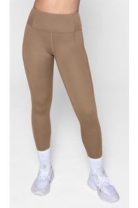Girlfriend Collective Compressive High-Rise Legging Long (Sand)