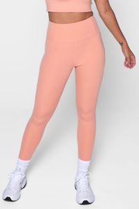 Girlfriend Collective Compressive High-Rise Legging Long (Sherbert)