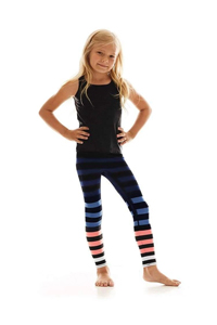 K-DEER Kids leggings (Molly stripe)