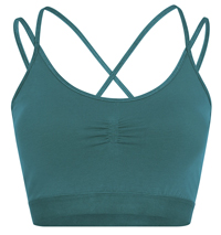 Mandala Slim Studio Bra (Tropical Green)