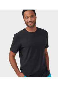 Manduka Refined Tee (Black)