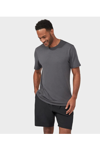 Manduka Refined Tee (New Grey)