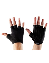 ToeSox Grip gloves (Black)