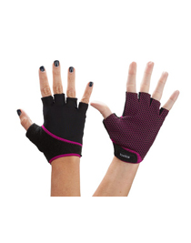 ToeSox Grip Gloves (Fuchsia)