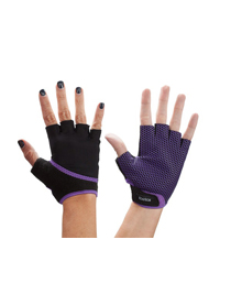 ToeSox Grip Gloves (Light purple)