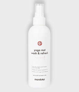 Manduka Yoga Mat Wash and Refresh (Lemongrass)