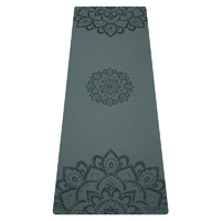 Flow Mat (Pure Mandala Charcoal)