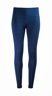 Asquit Flow With It Leggings (Navy / Yves Klein Blue)