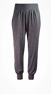 Asquith Heavenly Harem Pants (Charcoal Marl)