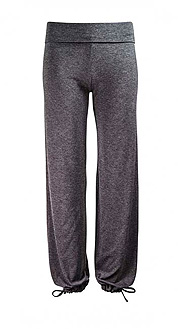 Asquith Hero Tie Pants (Charcoal Marl)