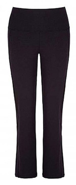 Asquith Live Fast Pants (Jet Black)
