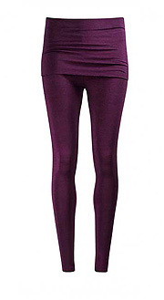 Asquith Smooth You Leggings (Aubergine)