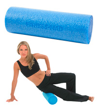 Foam Roller Basic - Lille (Yoga Mad)