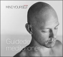 Guidede meditationer (CD) - Simon Krohn