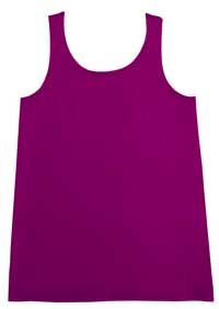 K-DEER Kids Tank Top (Solid Purple)