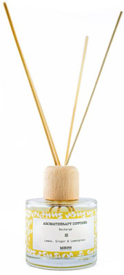 Reed Diffuser - Recharge - Lemon, Ginger & Lemongrass