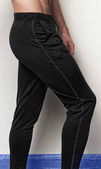 Ohmme Dharma Yoga Pants (Black)