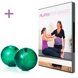 Pilates for gravide (DVD + Gr�nne bolde)
