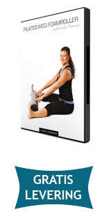 Pilates med Foam Roller (DVD)