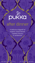 After Dinner - �ko - Pukka te