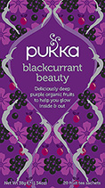 Blackcurrant Beauty - øko - Pukka te